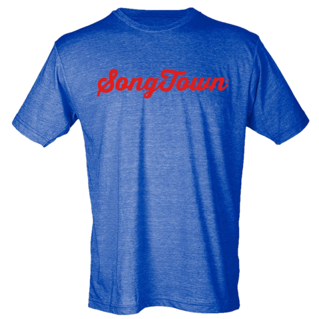 Songtown Heather Royal Tee