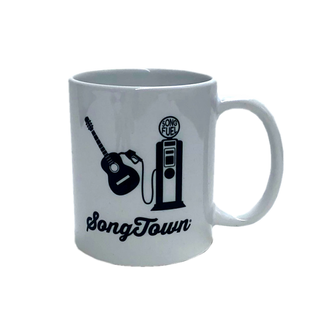 Songtown Song Fuel Coffee Mug